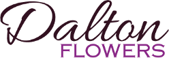 Dalton Flowers | Flower Mound Florist | Custom Floral Arrangements Logo